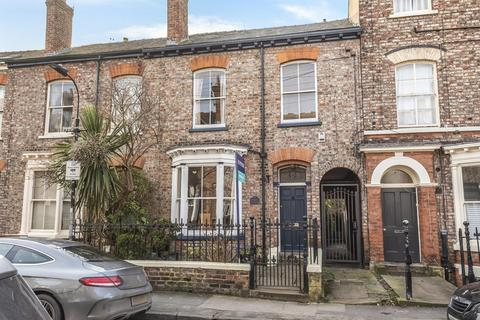 4 bedroom terraced house for sale - Portland Street, York, North Yorkshire, YO31 7EH