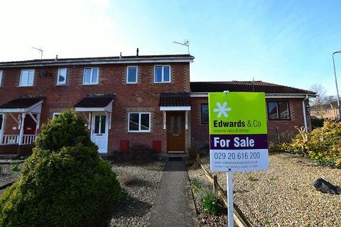 2 bedroom terraced house for sale - 15 Mayhill Close, Thornhill, Cardiff. CF14 9DT