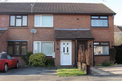 2 bedroom terraced house to rent - Murlande Way, Rhoose, Barry, The Vale Of Glamorgan. CF62 3HL