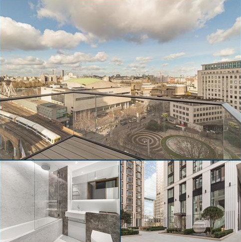 1 bedroom flat to rent - Casson Square, Southbank, London, SE1