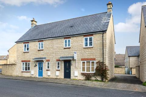 3 bedroom semi-detached house for sale - Campion Way, Witney, Oxfordshire