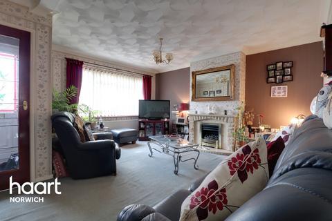 3 bedroom end of terrace house for sale - Redfern Road, Norwich
