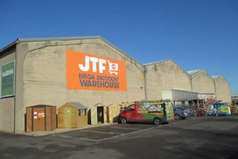 Property for sale - J T F Mega Warehouse, Padholme Road East, Cambridgeshire, PE1
