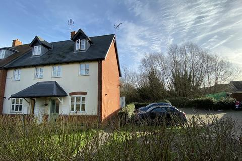 3 bedroom end of terrace house for sale - Needham Market, Suffolk