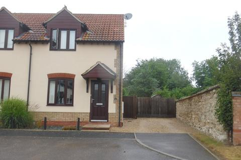 2 bedroom semi-detached house to rent - Goodchilds Gardens, Isleham, Ely