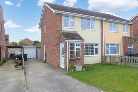 3 bedroom semi-detached house for sale - Ruskin Drive, Warminster