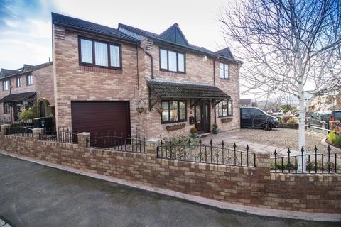 4 bedroom detached house for sale - Shire Court, Quakers Yard