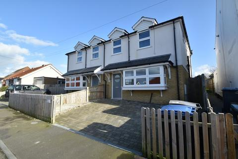 3 bedroom semi-detached house for sale - Cross Road, Walmer