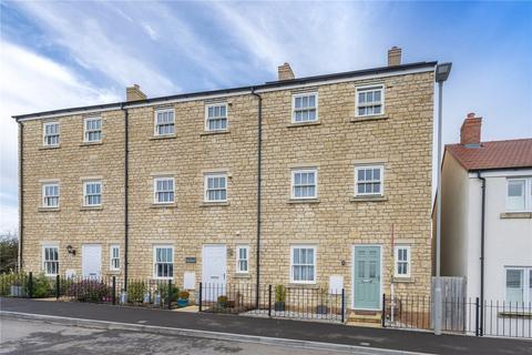 4 bedroom end of terrace house for sale - Amors Drove, Sherborne, Dorset, DT9