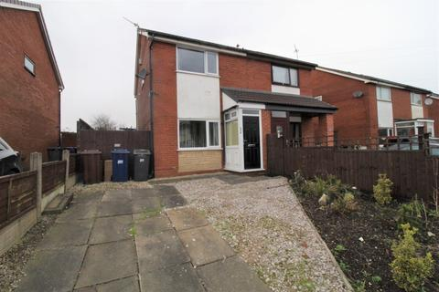 2 bedroom semi-detached house for sale - Fir Trees Avenue,  Lostock Hall, PR5