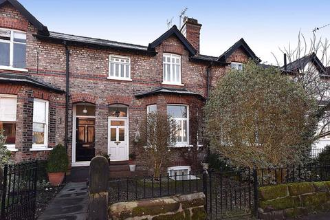 3 bedroom terraced house for sale - York Road, Bowdon