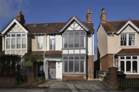 4 bedroom semi-detached house for sale - Lonsdale Road, Oxford, OX2