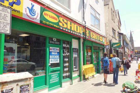 Shop for sale - 28-30 City Road, Cardiff CF24 3DL
