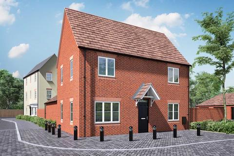 3 bedroom end of terrace house for sale - Plot 93, The Holt at Hawkswood, Pioneer Way, Kingsmere, Bicester, Oxfordshire OX26