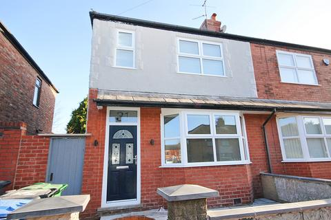 2 bedroom semi-detached house to rent - King Edward Street, Warrington, WA1