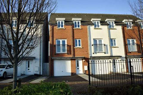 3 bedroom end of terrace house for sale - Pottery Street, Swansea