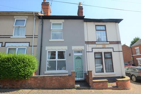 2 bedroom terraced house for sale - Crown Street, Derby
