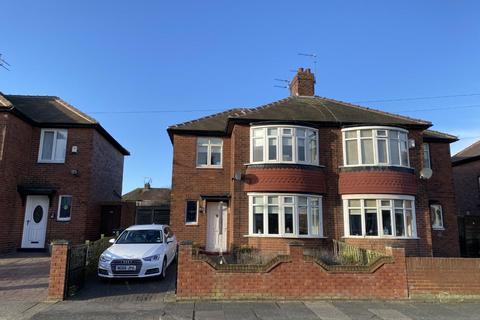 2 bedroom semi-detached house for sale - Marina Avenue, Fulwell, Sunderland