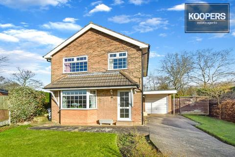 3 bedroom detached house for sale - Peak Place, Inkersall, Chesterfield