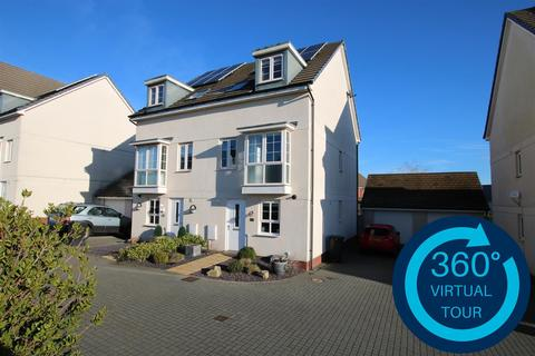 3 bedroom semi-detached house for sale - Newcourt Way, The Rydons, Exeter