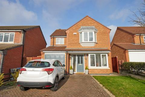 4 bedroom detached house for sale - Florian Way, Hinckley