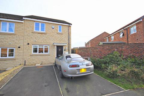 3 bedroom semi-detached house for sale - Wooler Drive, The Middles, Stanley
