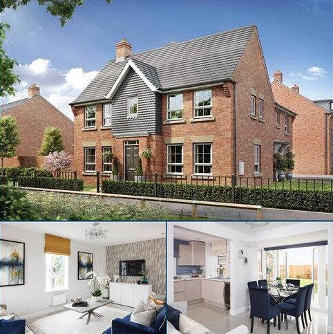 3 bedroom end of terrace house for sale - Plot 80, Morpeth at Orchard Green @ Kingsbrook, Burcott Lane, Aylesbury, AYLESBURY HP22