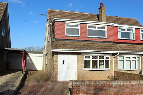 3 bedroom semi-detached house for sale - Leam Lane, Stockton-On-Tees, TS19