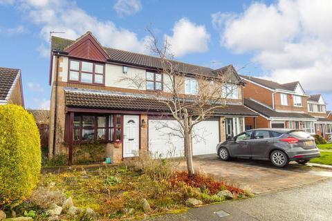 3 bedroom semi-detached house for sale - Ryedale Close, Ashington, Northumberland, NE63 8LG
