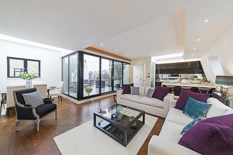 3 bedroom flat to rent - Armitage Apartments, Great Portland Street, Marylebone, London W1, W1W