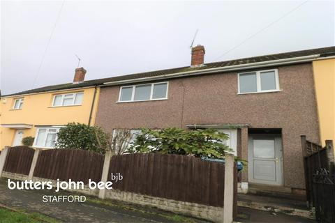 3 bedroom terraced house to rent - Greenwood Grove
