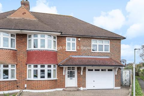 5 bedroom semi-detached house for sale - Dukes Way, West Wickham
