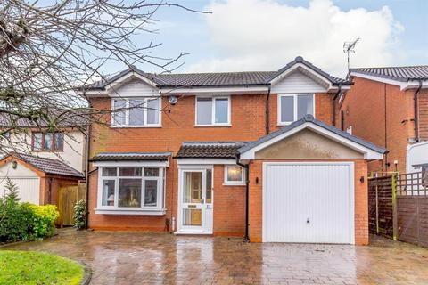 5 bedroom detached house for sale - Willowbank Road, Knowle, Solihull, B93 9QU