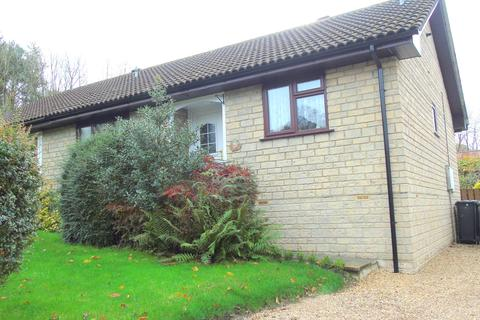 2 bedroom semi-detached bungalow for sale - 21 Nettlebed Nursery, Shaftesbury, Dorset, SP7 8QS