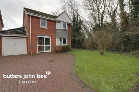 4 bedroom detached house for sale - Mallard Avenue, Stafford