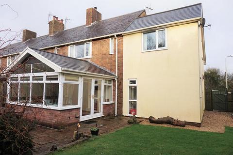 4 bedroom end of terrace house for sale - Stormy Down, Bridgend, Bridgend County. CF33 4RT