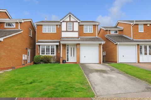 4 bedroom detached house for sale - Rosedale Avenue, Chesterfield