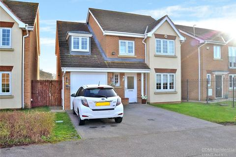 4 bedroom detached house for sale - Lindrick Drive, Gainsborough, Lincolnshire, DN21