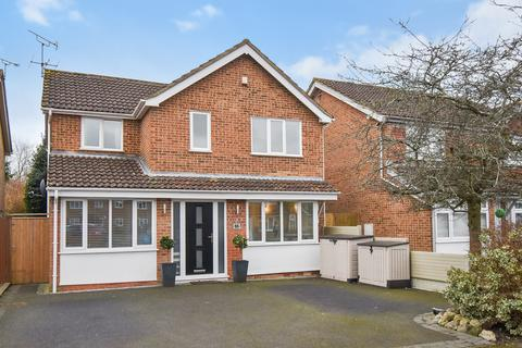 4 bedroom detached house for sale - Bowens Field, Ashford