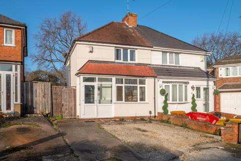 2 bedroom semi-detached house for sale - Ringswood Road , Solihull