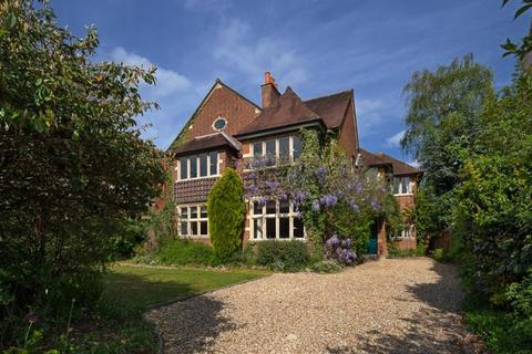 6 bedroom detached house for sale - Charlbury Road, Central North Oxford, OX2