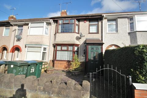 3 bedroom terraced house for sale - Hartland Avenue, Coventry