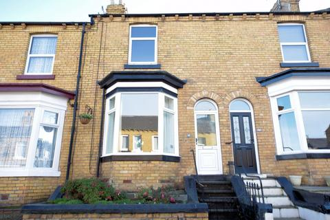2 bedroom townhouse for sale - Franklin Street, Scarborough, North Yorkshire YO12 7JU
