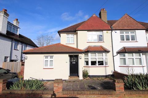 4 bedroom semi-detached house for sale - Woodside Road, Bickley, Bromley, BR1 2ES