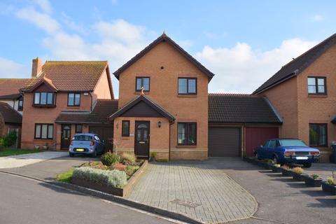 3 bedroom detached house for sale - Meadowcroft Drive, Burnham-On-Sea