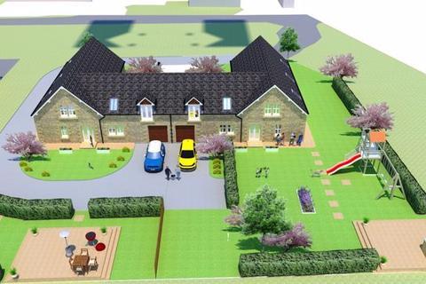 4 bedroom semi-detached house for sale - New Development 2, Kirk Lane, Stirling,