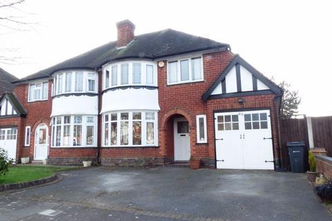 3 bedroom semi-detached house for sale - Chestnut Drive, Birmingham