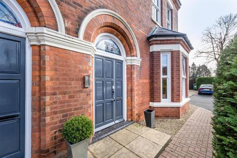 1 bedroom apartment for sale - 3 Rotton Park Road, Edgbaston, Birmingham, B16 9JH