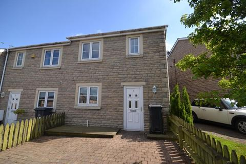 3 bedroom townhouse to rent - Church Mews, Great Harwood, Lancashire, BB6 7EN
