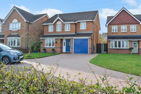 4 bedroom detached house for sale - Pilgrims Way, Sandymoor, Cheshire